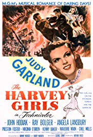 The Harvey Girls (1946) Poster - Movie Forum, Cast, Reviews