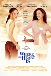 Where the Heart Is (2000) Poster - Movie Forum, Cast, Reviews