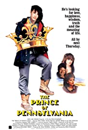 The Prince of Pennsylvania (1988) Poster - Movie Forum, Cast, Reviews