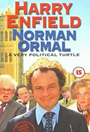 Norman Ormal: A Very Political Turtle Poster