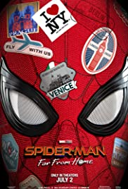 Spider-Man: Far from Home (Hindi)