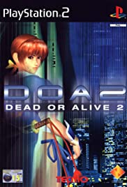 Dead or Alive 2: Hardcore Poster