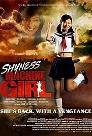 The Hajirai Machine Girl Poster