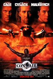 Con Air (1997) Poster - Movie Forum, Cast, Reviews