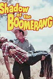 Shadow of the Boomerang Poster