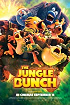 Les as de la jungle Poster