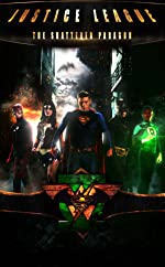 Justice League 2 The Shattered Paragon(2016)