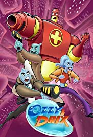 Ozzy & Drix Poster - TV Show Forum, Cast, Reviews
