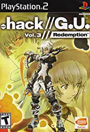 .hack//G.U. Vol.3//Redemption Poster