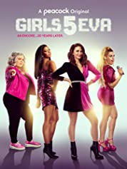Girls5eva - Season 1 poster