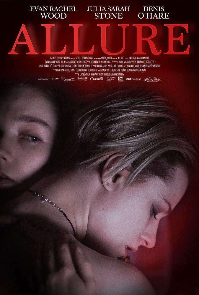 Allure Movie Poster