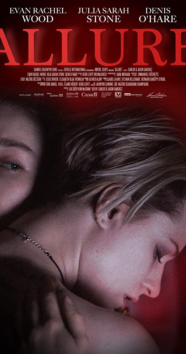 Image result for Allure movie