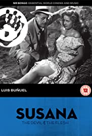 Susana (1951) Poster - Movie Forum, Cast, Reviews