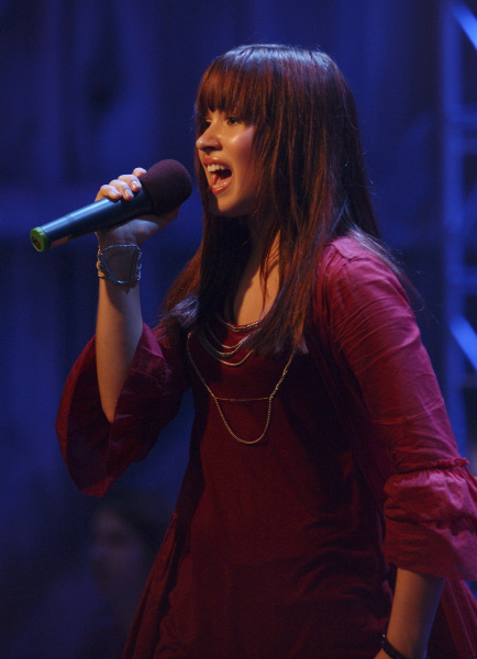 Demi Lovato in Camp Rock (2008)