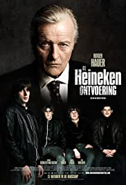 The Heineken Kidnapping  Poster