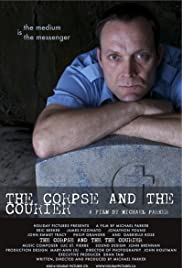 The Corpse and the Courier Poster
