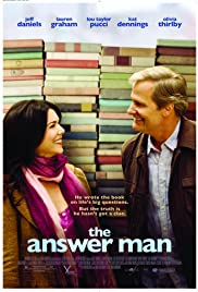 The Answer Man (2009) Poster - Movie Forum, Cast, Reviews