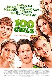 100 Girls Poster