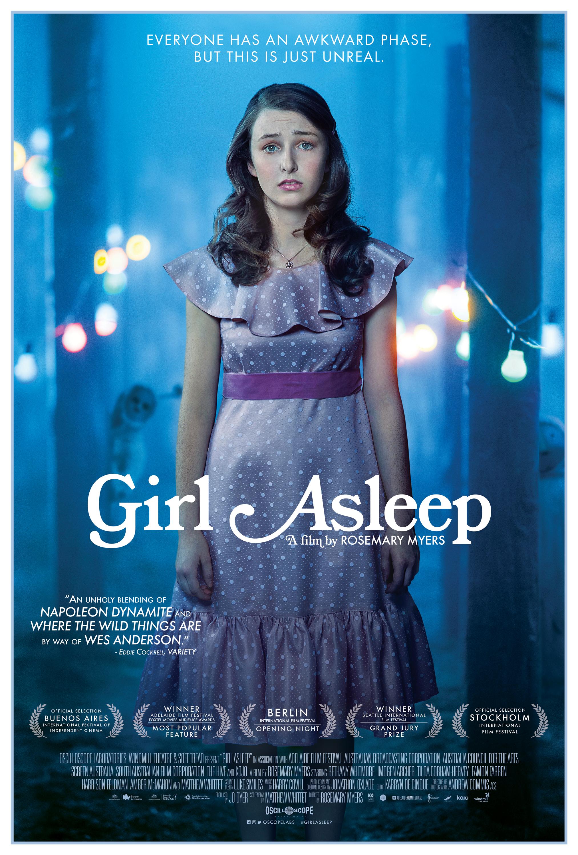 Girl Asleep(2015) - Cartelera