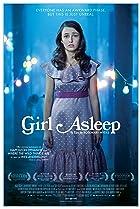 Image of Girl Asleep