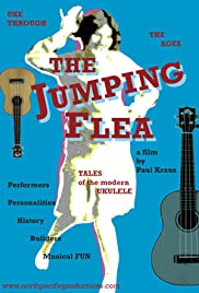 The Jumping Flea: Tales of the Modern Ukulele Poster