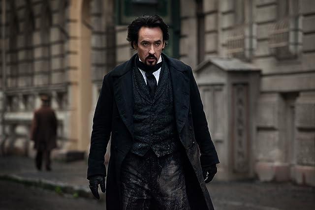 John Cusack in The Raven (2012)
