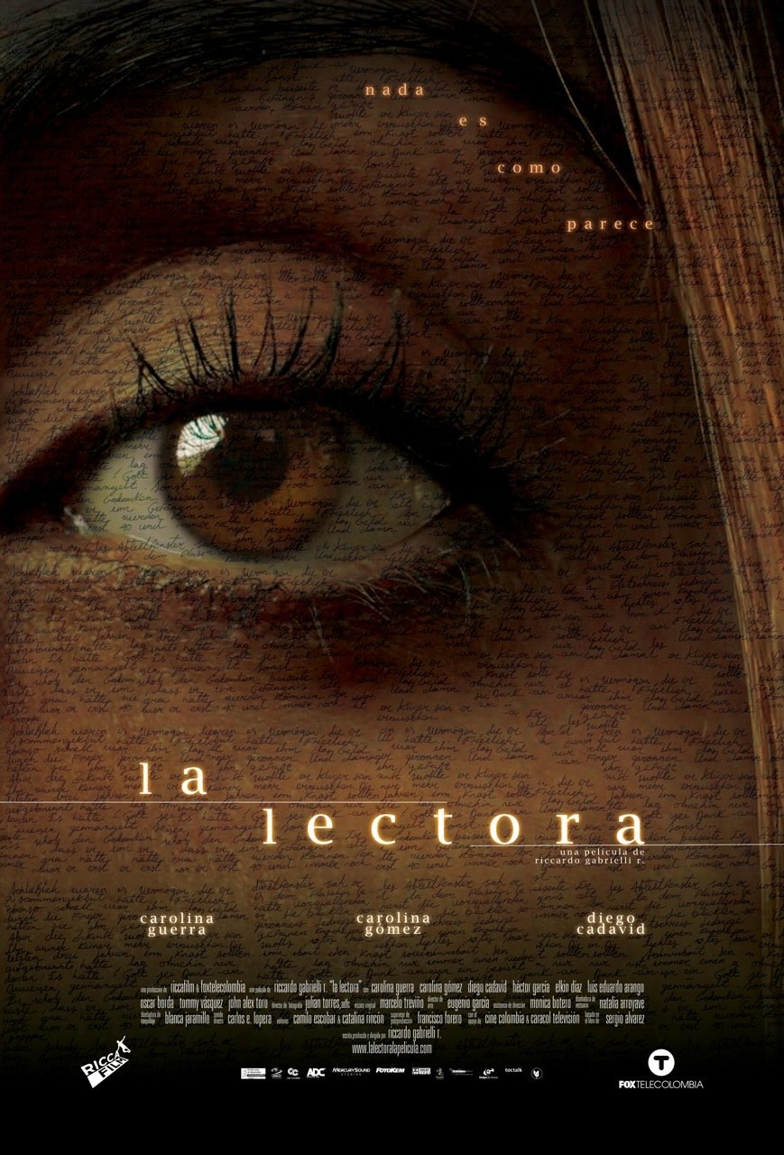 La Lectora Watch Full Movie Free Online