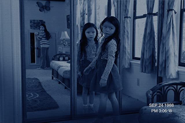 Jessica Tyler Brown in Paranormal Activity 3 (2011)