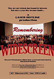 Remembering Widescreen Poster