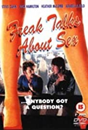 Freak Talks About Sex Poster