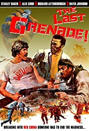 The Last Grenade (1970) Poster - Movie Forum, Cast, Reviews