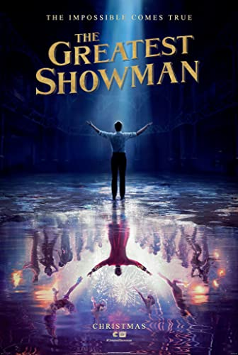 Poster Film The Greatest Showman