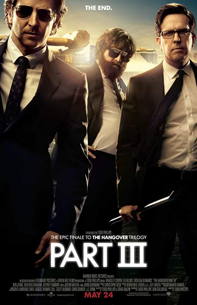 Poster The Hangover Part III (2013) Full Hindi Movie Download 300MB