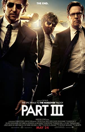 The Hangover Part III (2013) Download on Vidmate