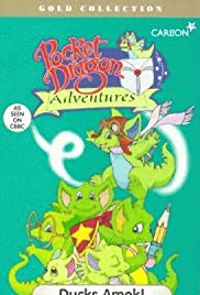 Pocket Dragon Adventures Poster