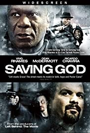 Saving God Poster