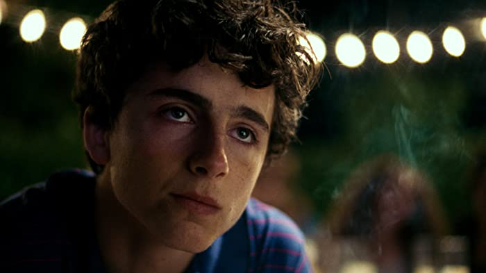 """""""No Small Parts"""" IMDb Exclusive: 'Call Me by Your Name' Star Timothée Chalamet"""
