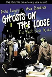 Ghosts on the Loose Poster
