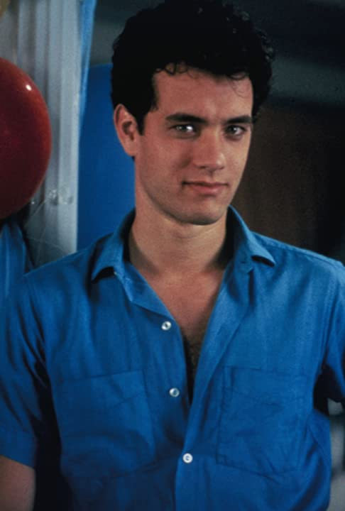Tom Hanks in Bachelor Party (1984)
