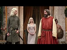 Game of Thrones: Daenerys and Khal Meet