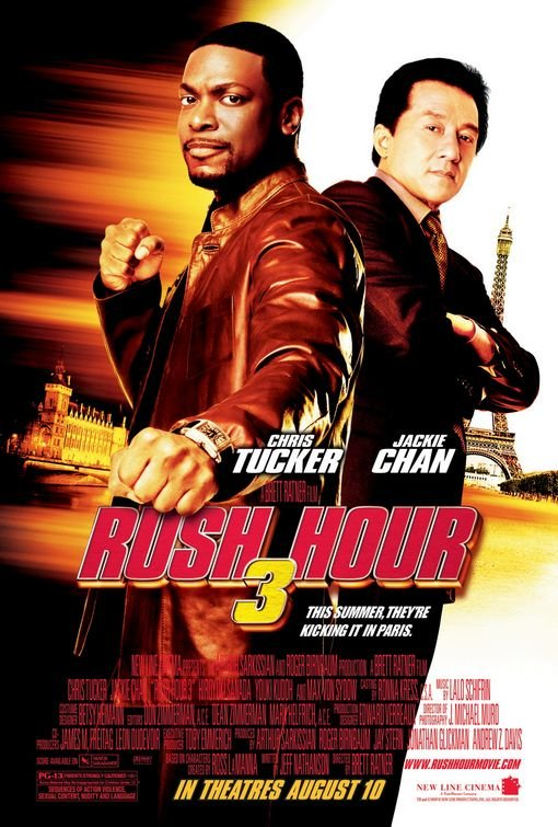 Rush Hour 3 (2007) 720p BRRip Dual Audio Watch Online Free Download At Movies365.in