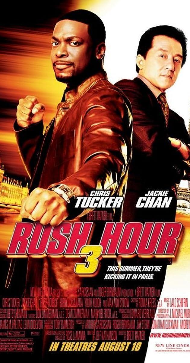 Piko valanda 3 / Rush Hour 3 (2007) Online