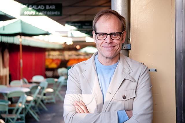 Alton Brown in Food Network Star (2005)