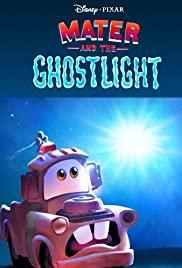 Mater and the Ghostlight Poster