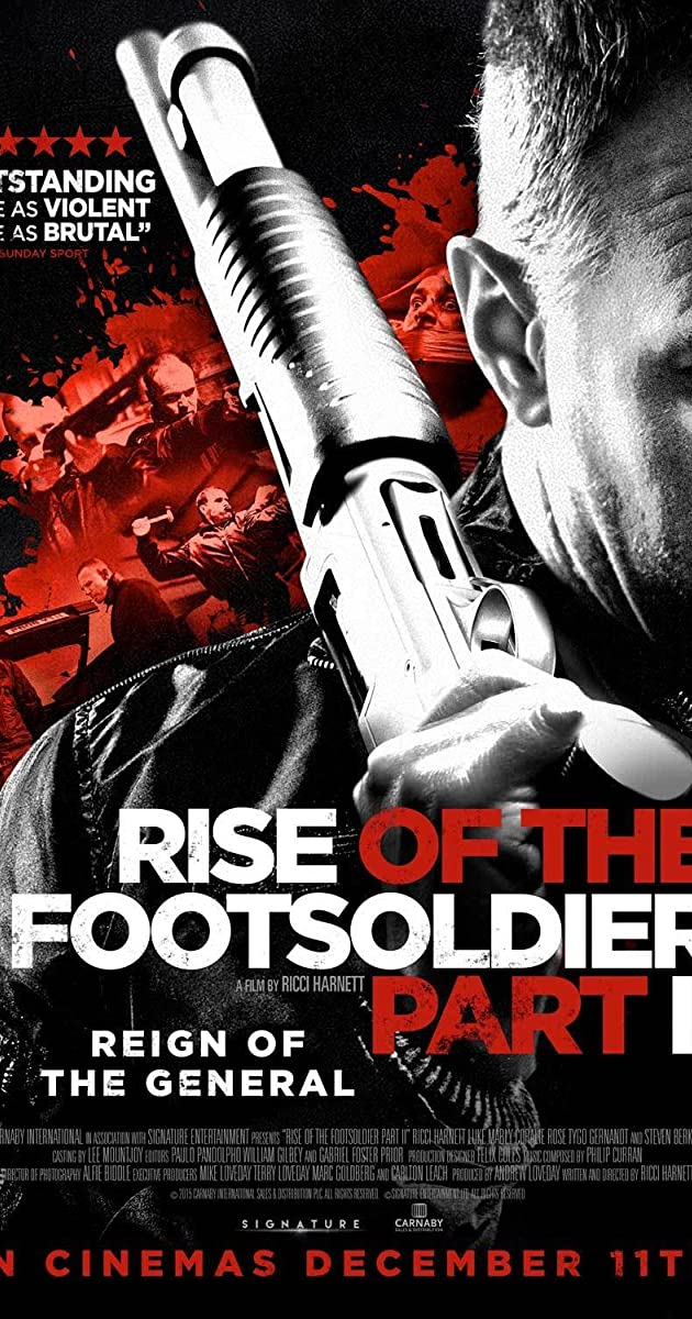 Image result for Rise of the Footsoldier II film