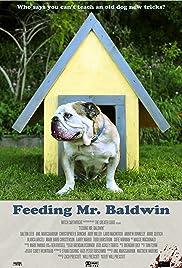 Feeding Mr. Baldwin Poster