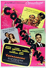 Copacabana (1947) Poster - Movie Forum, Cast, Reviews