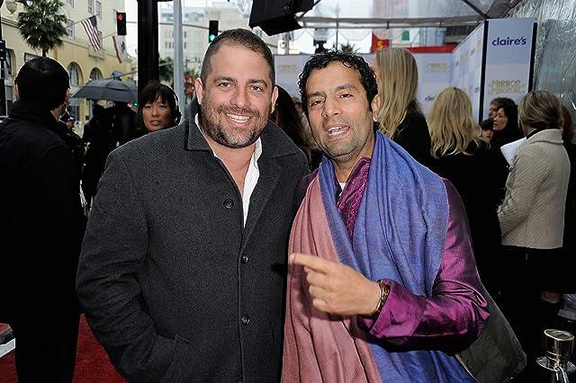 Brett Ratner and Tarsem Singh at Mirror Mirror (2012)