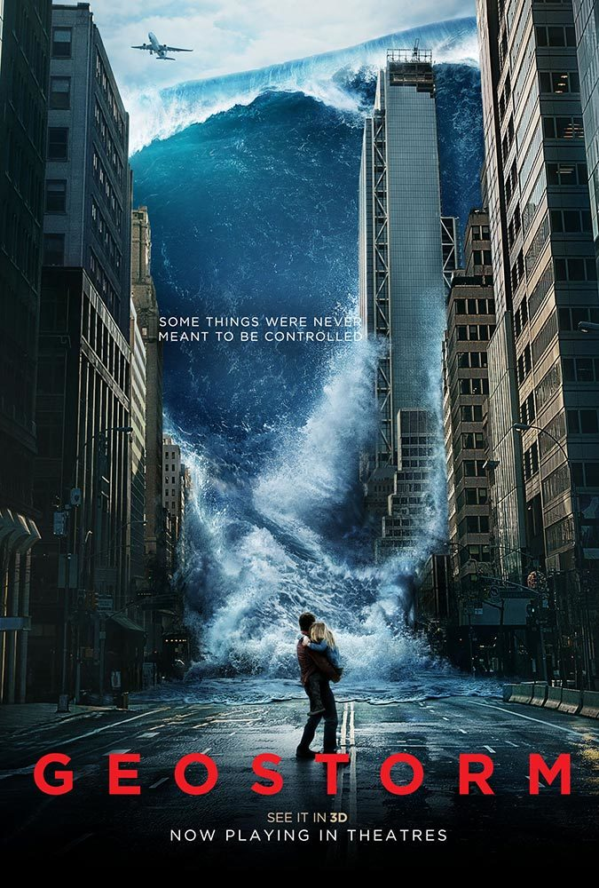 Geostorm 2017 Hindi Dual Audio 550MB BluRay ESubs