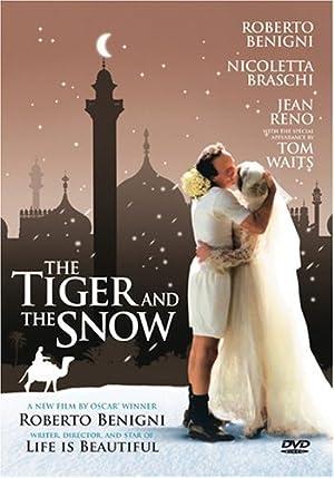 El tigre y la nieve -
